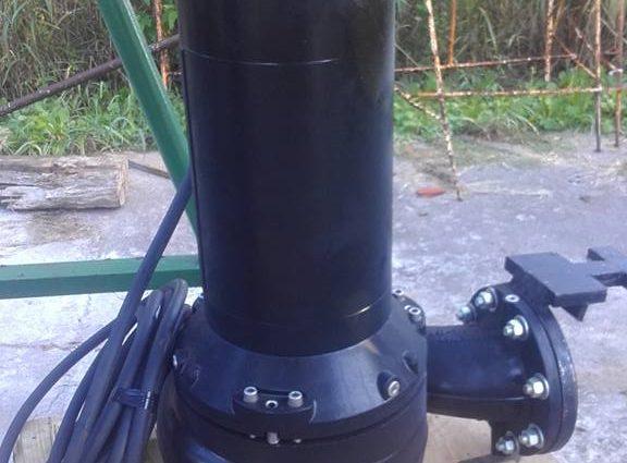 Nueva bomba para la red cloacal