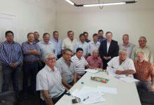 Se firmaron los convenios para construir  68 viviendas en 13 localidades del Departamento San Cristóbal