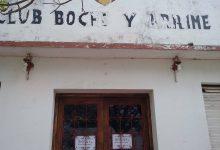 RECUPERACION DEL CLUB BOCHE Y ARRIME