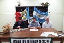 75 años de la Sociedad Rural del Noroeste de Santa fe
