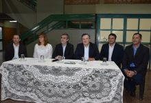 Ceres: Se firmó el acta de Cesión del Ex – Hospital al ISP