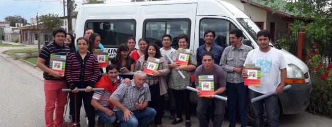 Entregaron a familias de Hersilia anticipos financieros para la construcción de 8 nuevas viviendas