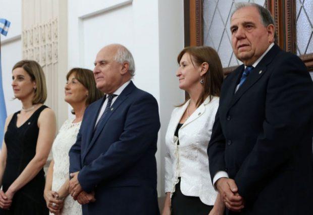 Morini asumió el Ministerio de Obras Públicas