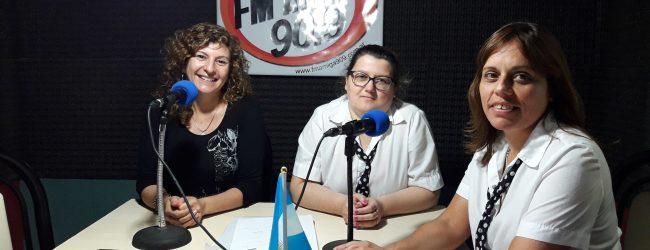 Hersilia dice No a la violencia de Género