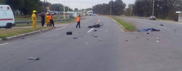 Fatal Accidente en Ruta 34
