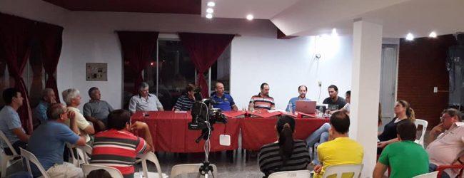 Estatuto y Comisión Directiva nueva para el Union Social de Hersilia