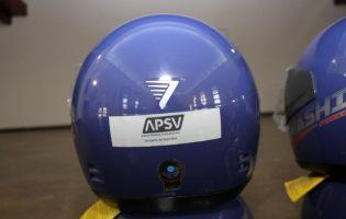 Se entregarán cascos para nuevos conductores