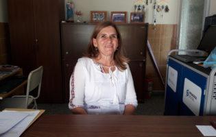 Preparativos Centenario Escuela  6165 de La Rubia