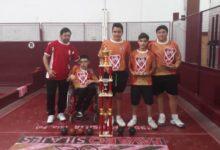 2º Torneo de Bochas Sub 15 en Hersilia