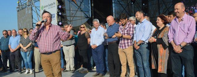 Más de 35.000 personas  coronaron la 5° Fiesta de la Confraternidad Departamental en la ciudad de Ceres