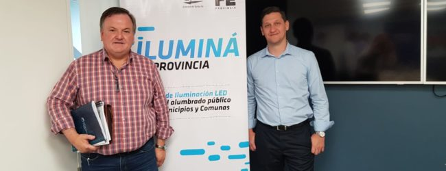 """""""Iluminá tú Provincia"""""""