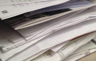 Desaparecen las facturas de papel