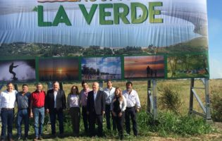 La provincia de Santa Fe presentó el proyecto para poner en valor la laguna La Verde