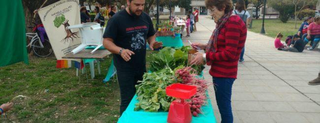 1° FERIA CAMPESINA DE PRODUCTOS DE HUERTA ORGÁNICA (Agricultura Ancestral)