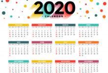 En 2020 habrá más fines de semana largos