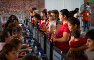 """Michlig: """"En el Dpto. San Cristóbal se entregarán Tarjeta Alimentar en favor de 2862 beneficiarios por un monto mensual de $ 13.758.000,00"""""""