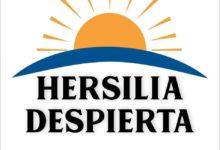 PARTE DE PRENSA- HERSILIA DESPIERTA