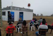 El Senador Michlig y la Ministra Frana inauguraron 3 viviendas sociales en La Rubia