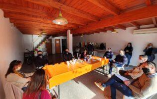 El Senador Michlig entregó aportes económicos en Hersilia y visitó instituciones de bien público