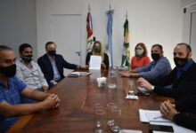El Senador Michlig entregó en Ceres la resolución del Fondo Covid y confirmó la adquisición de un respirador para la ciudad.