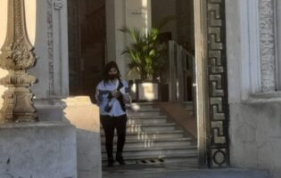 SILVANA ROMERO PIDIO REFUERZOS AL MINISTERIO DE SEGUIDAD PARA FRENAR EL DELITO RURAL EN HERSILIA.